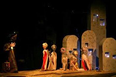 نمایشهای ایرانی برای کودکان هندی!