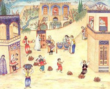 چهارشنبه سوری، جشن پیشباز بهار!
