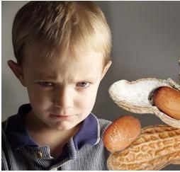 از این پس هیچ کودکی نباید از آلرژی بادام زمینی بترسد!