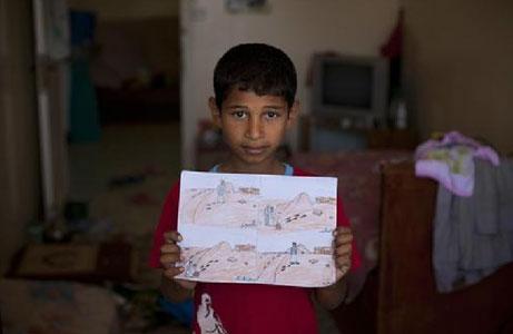 کودکان بنغازی، زندگی در مرز جنگ و صلح!