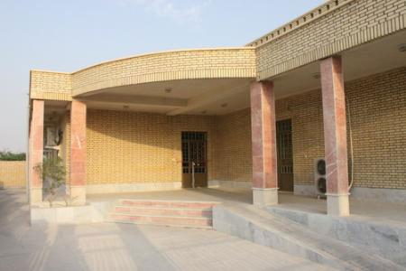 کتابخانه جدید کانون در مرکز آفرینش های هنری حجاب