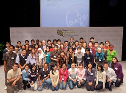 خلاقیت نوجوانان در خدمت توسعه پایدار