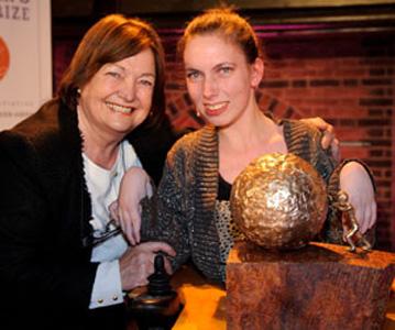 جایزه بین المللی صلح کودکان به یک نوجوان معلول رسید