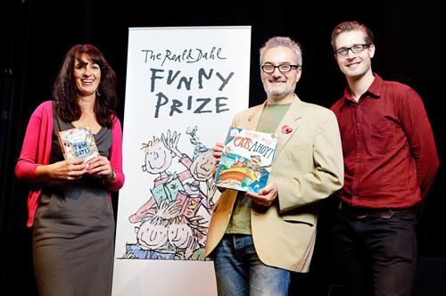 جایزه ای برای کتاب های خنده دار و احمقانه