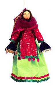 """کارگاه """"آشنایی با عروسک های قومی"""" در شورای کتاب کودک"""