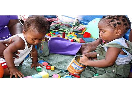 هفته اقدام جهانی برای آموزش خردسالان