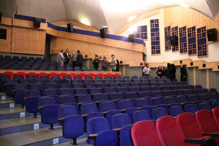 سالن سینما تئاتر کانون پرورش فکری بازگشایی می شود