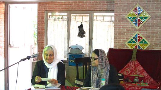 فریده فرجام در خانه کتابدار کودک و نوجوان: جریان رشد فرهنگی همیشه در ایران وجود