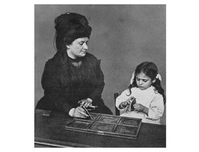 زادروز ماریا منتسوری از پیشروان آموزش خلاق کودک محور