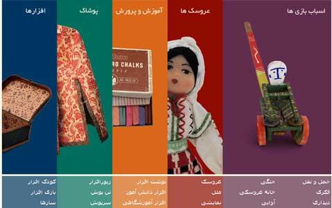 گزارش دوچرخه، پیوست ویژه کودکان و نوجوانان روزنامه همشهری از موزه مجازی فرهنگ کو