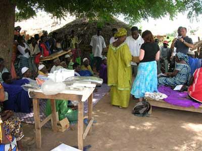 کاهش بودجه مبارزه با مالاریا جان کودکان را به خطر انداخته است
