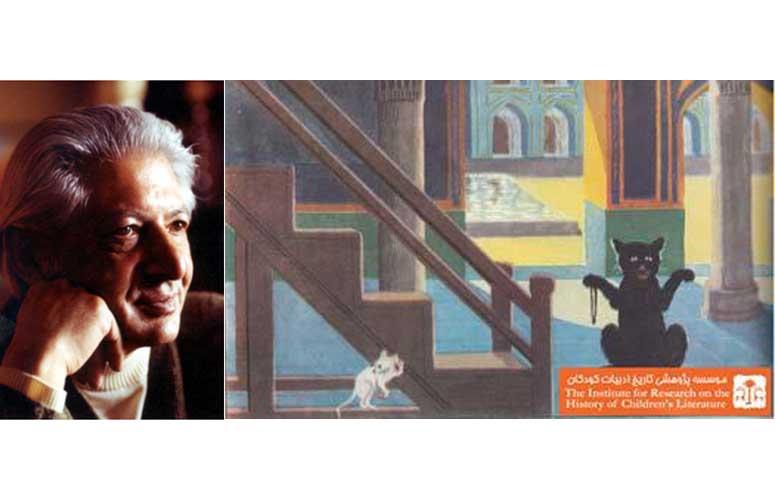 تصویرگر پیشگام کتاب های کودکان، محمود جوادی پور، با کودکان وداع گفت!