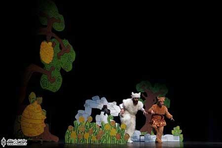 """نمایش """"بچه گرگ استثنایی"""" در شورای کتاب کودک بررسی می شود"""