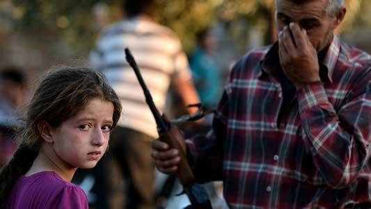 یونیسف: اجازه دهید به کودکان سوریه رسیدگی کنیم