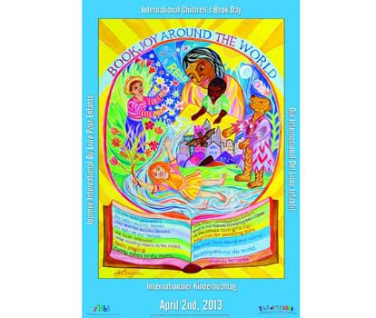 چهارده فروردین روز جهانی کتاب کودک است. برای بزرگداشت این روز آماده شوید!