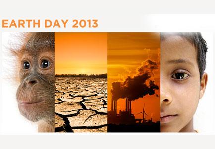 زندگی انسان ها، جانوران و گیاهان در خطر است!