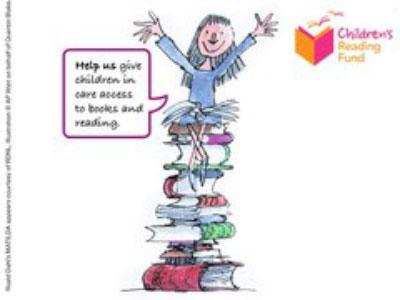 ماتیلدای بی باک کودکان و کتاب ها را به یکدیگر می رساند