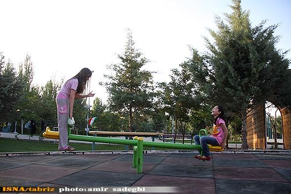 پارکی برای کودکان مبتلا به اتیسم!