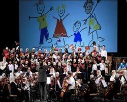 کنسرت موسیقی کودکان برای بزرگداشت جبار باغچهبان