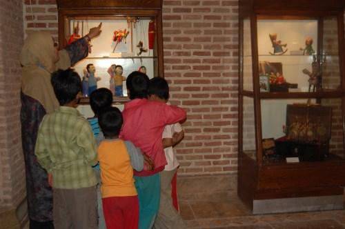 ده روز با مردم قزوین درنمایشگاه – موزه کودکی