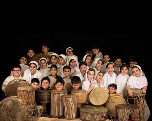 گروه موسیقی آشیانه کودک و نوجوان در جشنواره موسیقی