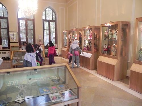 موزه فرهنگ کودکی میزبان کودکان مبتلا به اوتیسم!