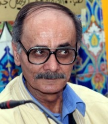 منوچهر درفشه تصویرگر کتاب های درسی درگذشت