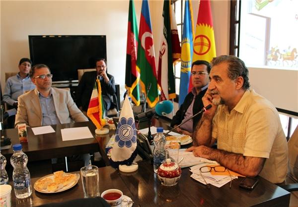 نشست چشم انداز ادبیات کودک در کشورهای عضو اکو برگزار شد
