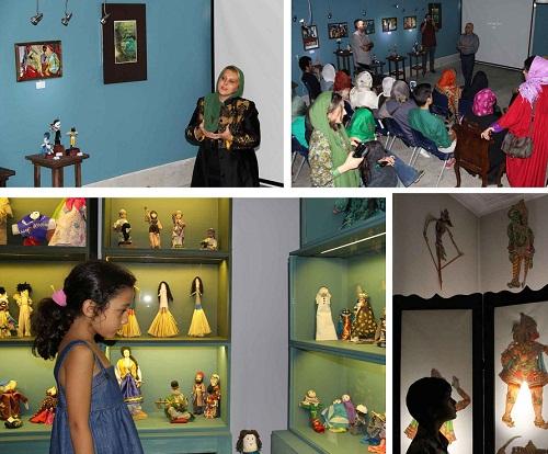 موزه عروسک های ملل در روز جهانی صلح گشایش یافت!