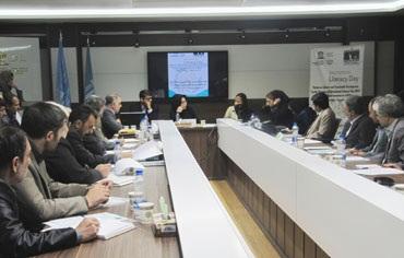 گزارش نشست هماندیشی سوادآموزی و توسعه پایدار