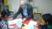 بخش کودک کتابخانه پیروزی تهران افتتاح شد