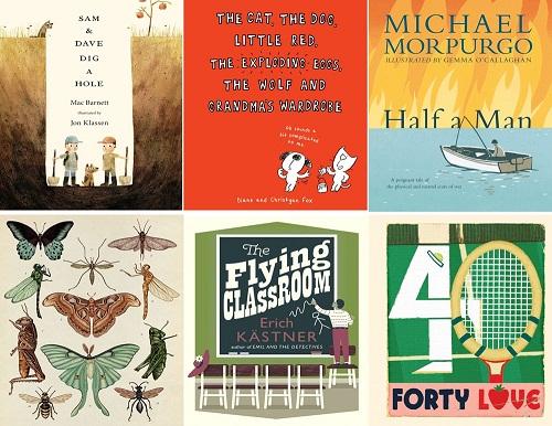 بهترین کتابهای کودک و نوجوان ۲۰۱۴ از نگاه گاردین