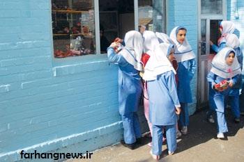 روند رو به رشد چاقی در دانش آموزان ایرانی!
