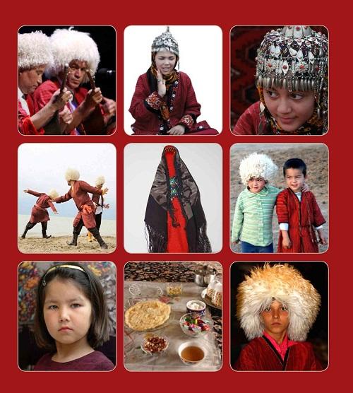 موزه عروسک های ملل کارگاه آشنایی با فرهنگ و عروسک های قوم ترکمن را برگزار می کند