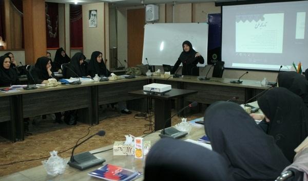 دومین دوره از کارگاه های آموزشی کتابدار کودک برگزار شد