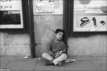 آمار کودکان خیابانی قدیمی است