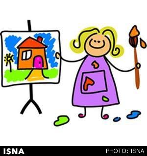 نقاشی ابزار مناسبی برای شناخت عواطف و توانمندی کودکان