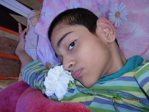حکایت کودکان معلولان جسمی و ذهنی زاهدان