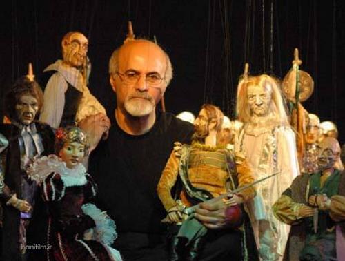 بالاترین وظیفه هر نمایشگر عروسکی بیدار کردن کودکی در انسان هاست