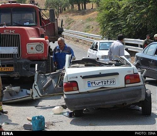 حوادث ترافیکی در کمین سلامت کودکان