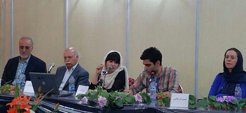 نشست انجمن نویسندگان کودک و نوجوان ایران با رییس نمایشگاه کتاب بولونی