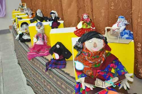 حضور عروسکهای ایران در جشنواره اسباببازی کانون