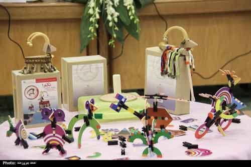 جشنواره اسباب بازی ها برگزار می شود