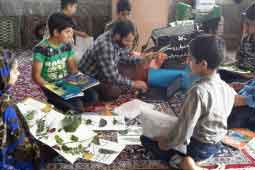 سیاست کانون پرورش فکری کودکان و نوجوانان توسعه کتابخانههای سیار روستایی است