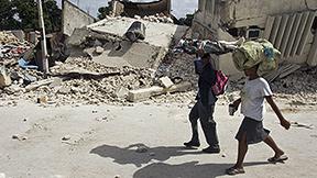 فاجعه خشم زمین در هاییتی!