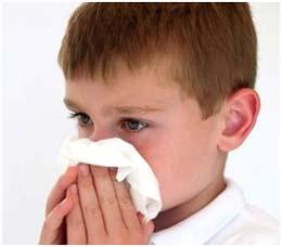 دوش آب و نمک بینی بگیرید تا سرما نخورید!