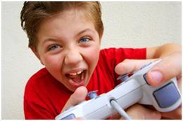 کودکان را از بازیهای کامپیوتری خشن دور نگهدارید