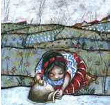 روز شماری با نقاشی های کودکان شش کشور