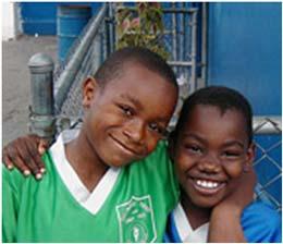 رفاه کودکان و نوجوانان کشورهای حوزه دریای کارائیب