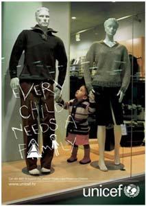 هر کودک به یک خانواده نیاز دارد!